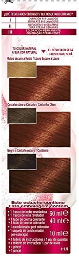 Garnier Color Sensation - Tinte Permanente Cobre Intenso 6.46 ...