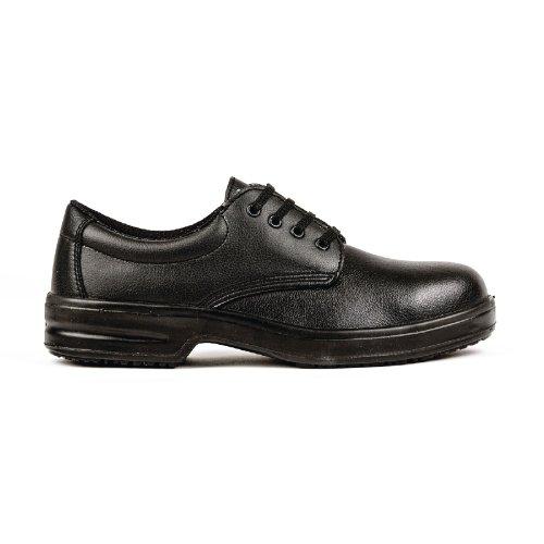 Lites de sécurité à lacets Noir Taille 36. Taille UK 3.