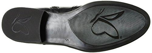 Caprice 25524 - Botas altas para mujer Negro (BLACK 001)