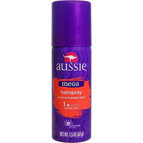 Aussie Mega Hairspray, 1.5 Fluid Ounce