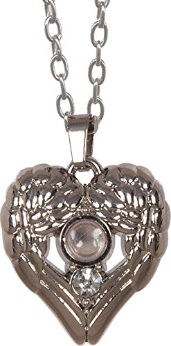 Pendant Angelic Star (Angel Star Wing Heart Stanhope Magnifier Pendant (13851))