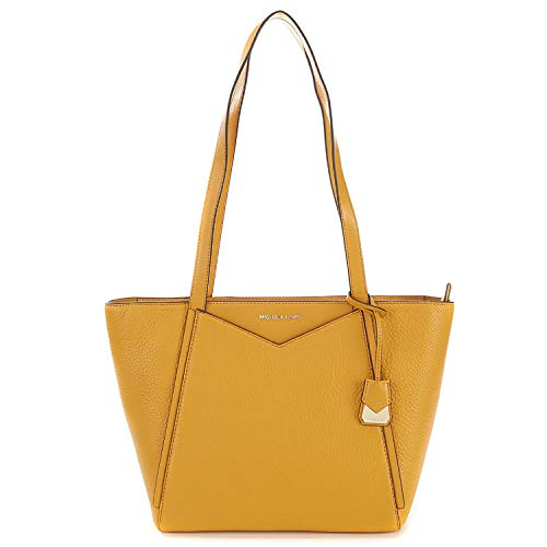 MICHAEL Michael Kors Whitney Small Top Zip Tote Marigold One Size