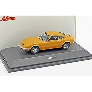 Simba Dickie 450256700Model Miniature Opel GT 1: 43 2