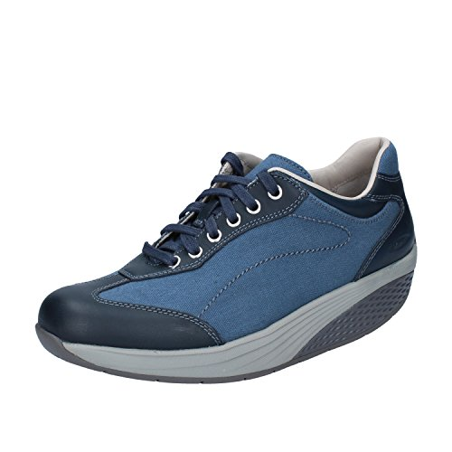 Bleu Pata Baskets W MBT Femme qIwHdHn6