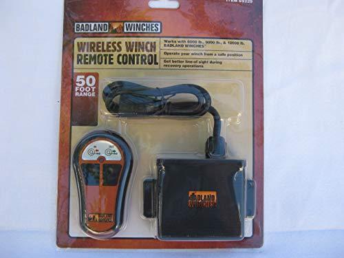 Badland wireless winch remote control by Badland Winches