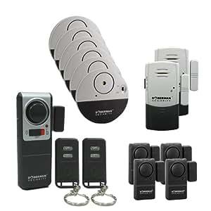Amazon Com Doberman Security 13 Alarm Home And Office