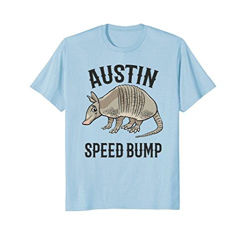 Austin Armadillo Speed Bump T-shirt]()