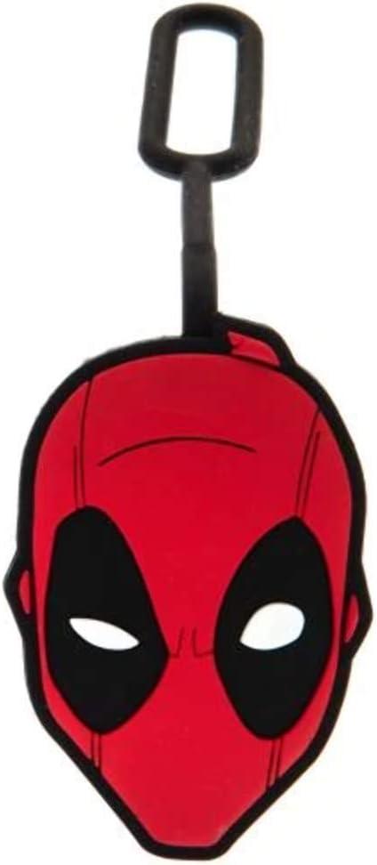 Deadpool - Etiqueta De Equipaje Head