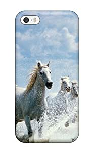 New Beautiful Animal PC Skin Case Compatible With For HTC One M8 Phone Case Cover (3D PC Soft Case)