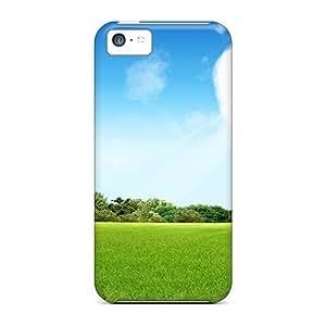 USMONON Phone cases New Home Fantasy Tpu Case Cover, Anti-scratch Phone Case For Iphone Iphone 5c