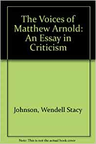 An essay on criticism amazon