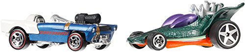 Hot Wheels Boys Star Wars Character Car Han Solo & Greedo (2 Pack) ()