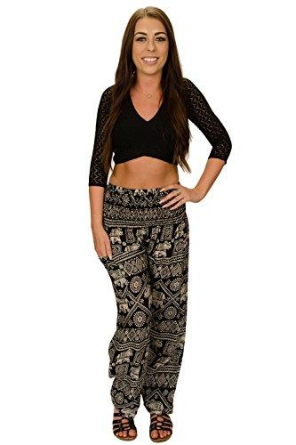 Womens Beach Pants - 2