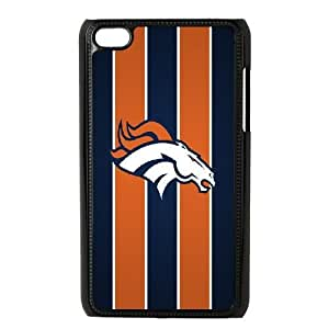 NFL Denver Broncos For Ipod Touch 4 Phone Cases GCD11477