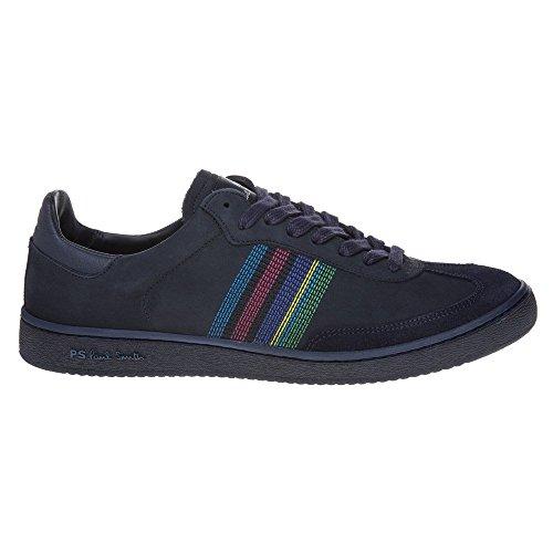 Paul Smith Mens Ps Yuki Sneaker Blå