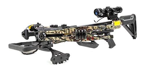 Bruin Outdoors Ambush 370 Crossbow Package - Camo