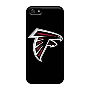 Personality customization Case Cover Protector For Iphone 5/5s Atlanta Falcons 4 Case By CUY Cases