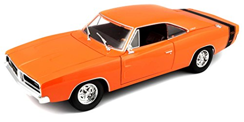 (1: 18 1969 Dodge Charger (Colors May Vary))