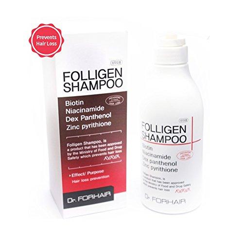 Dr forhair Folligen Prevention Shampoo Fluid product image