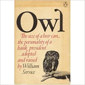 Book Owl by William Service (1979-08-05)