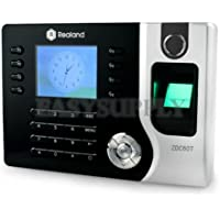 New Fingerprint Time Attendance System With TCP/IP+ID Card Reader + Software