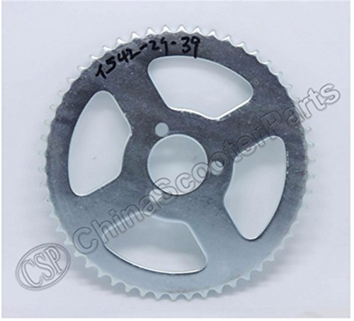 54 Tooth T8F 29MM Rear Sprocket Razor EVO X-Treme IZIP E Gas Scooter 47CC 49CC Mini Moto ATV