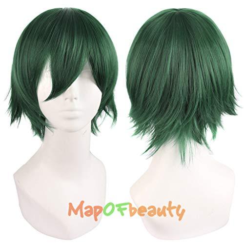 loyasun Short Curly Hair 12