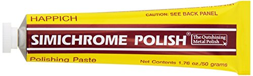 (Simichrome 390050 All Metal Polish Tube - 1.76 oz.)