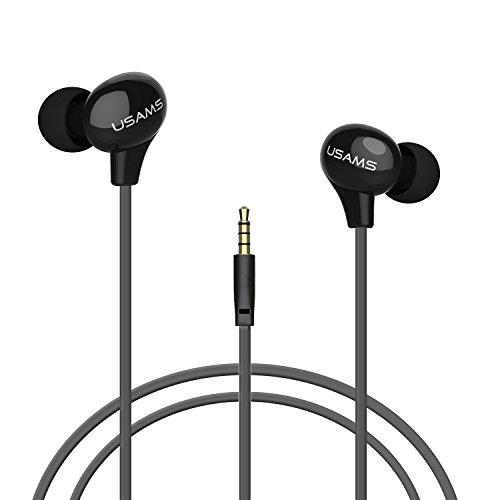 Earphones Headphones Microphone Ergonomic Comfort Fit