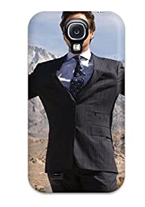 YY-ONE High Quality Galaxy S4 10995 Robert Downey Jr Male Celebrity Case