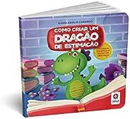 Super Massa Meu Dragão Com Livro, Brinquedos Estrela, Multicor