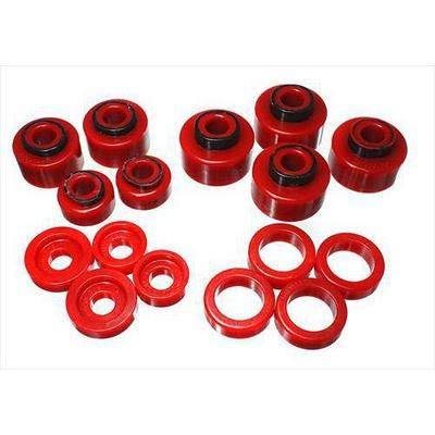 Energy Suspension 4.4120R BODY MOUNT SET