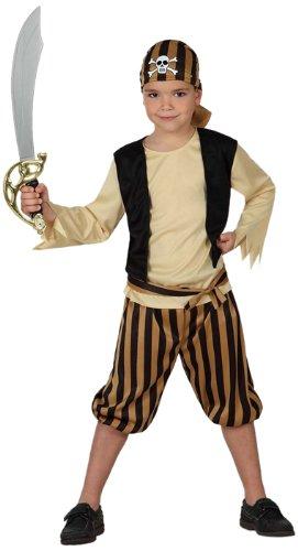 Atosa - Disfraz de pirata para niño, talla 3-4 años (15976 ...