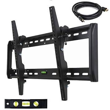 videosecu tilting tv wall mount bracket for tcl l40fhdf11ta 48fs4610 48fs4690