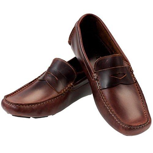 Rodi Misano Makrom Herren Driving Schuhe–Braun