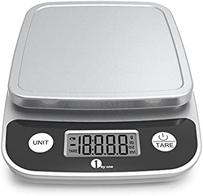 Enjoyable 1Byone Digital Kitchen Scale Precise Cooking Scale And Baking Scale Multifunction With Range From 0 04Oz 1G To 11Lbs Elegant Black Download Free Architecture Designs Xoliawazosbritishbridgeorg