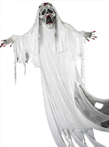 Halloween Costumes Ideas Made From Home (Forum Novelties, Inc Ghost Bride)