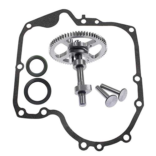 793880 Camshaft With Gasket and Oil Seal for Briggs & Stratton 793880 Replaces 793583 792681 791942 795102
