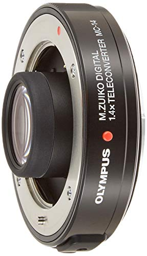 Olympus MC 1.4 Teleconverter for M.ZUIKO DIGITAL 40-150mm, V321210BE000 (for M.ZUIKO DIGITAL 40-150mm 1:2.8 PRO)- International Version (No Warranty) (Shop-bedingungen)