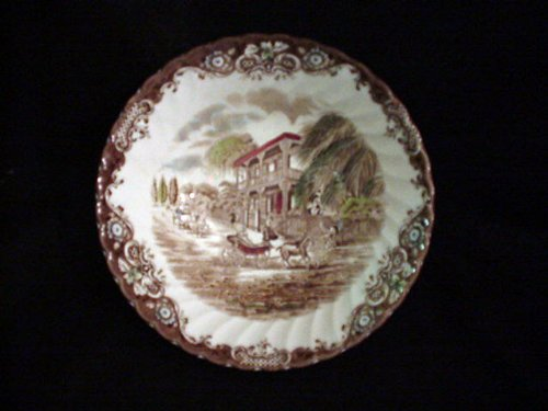 JOHNSON BROTHERS CUP/SAUCER HERITAGE -