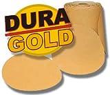 80 Grit DURA-GOLD 6