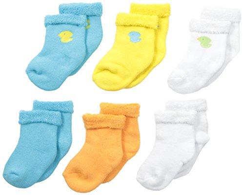 Gerber Unisex Baby Pack Socks