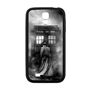 Gloomy Doctor Who New Style High Quality Comstom Protective case cover For Samsung Galaxy S4 by runtopwell