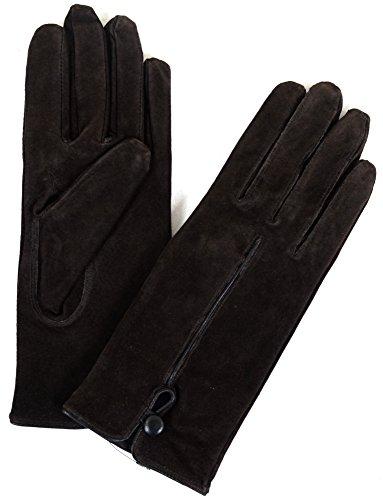 Ladies Suede Glove - 3
