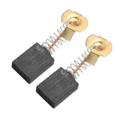 SODIAL (R) 2 Stueck Elektromotor Elektrowerkzeug Teil Kohlebuerste 6,5 mm x 13,5 mm x 18 mm