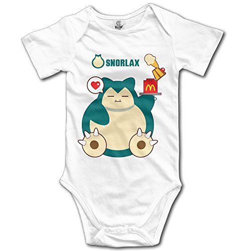 hohoe-toddler-hungry-snorlax-short-sleeve-romper-jumpsuit-18-months-white