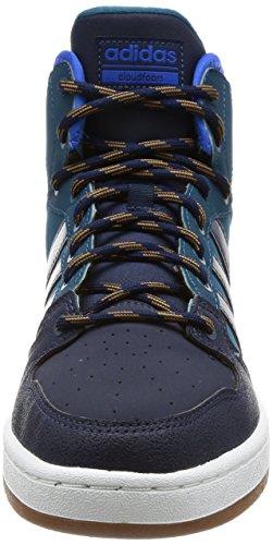 Zapatillas Colores WTR Petnoc Hombre Varios Adidas de Hoops Deporte Mid CF Maruni Azul para BHnTv