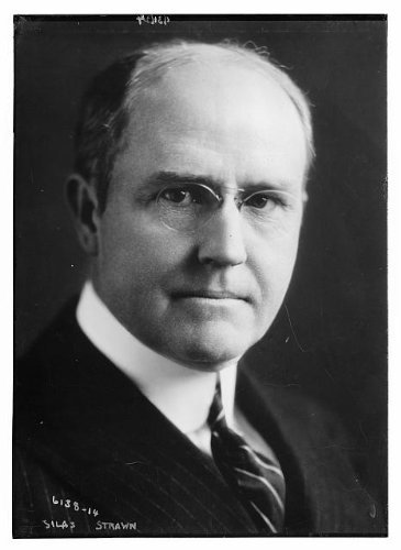 Photo: Silas Strawn,president,United States - Another Spectacles For Name
