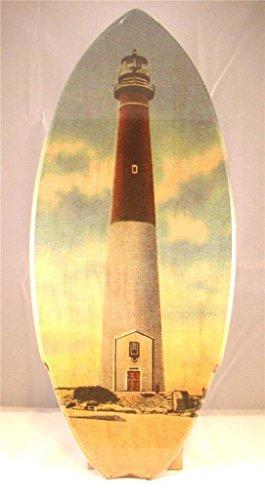 (Lighthouse Light House Postcard Inspired Decorative Mini)
