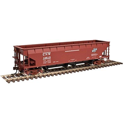 Atlas 50003545 – 70 Ton Hart Ballast Carシカゴ、ノースウェスタン13562 – N Scale B07BGDGMK2